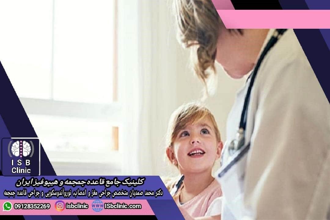 مراقبت های درمانی پس از سکته مغزی در کودکان