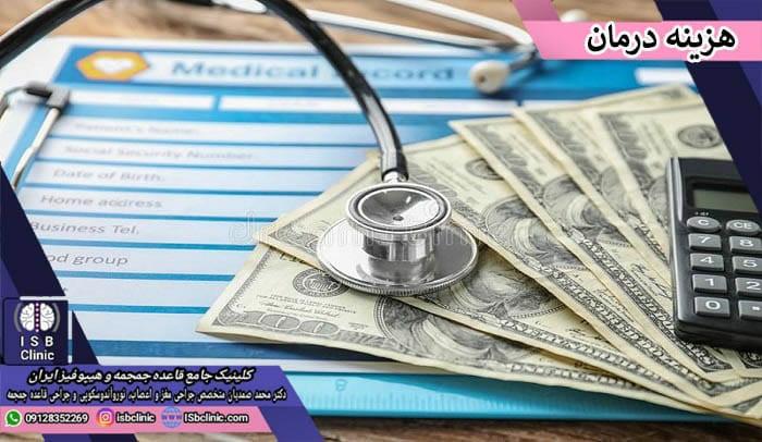 هزینه های درمان عفونت مغزی قاعده جمجمه